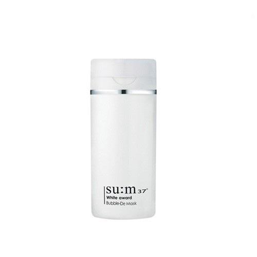 【SU:M 37】White Award Bubble-De Mask 呼吸泡泡面膜 10ml
