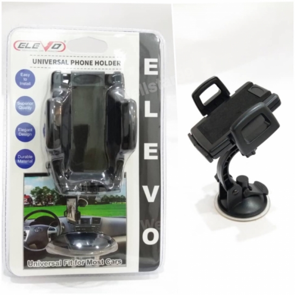 Elevo Universal In Car Mobile Phone Holder