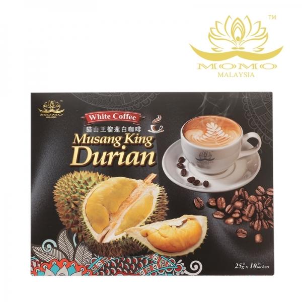 MoMo Musang King Durian White Coffee