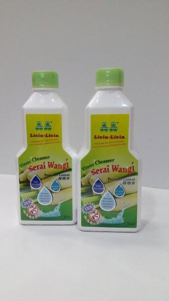 Licin Licin Floor Cleaner Serai Wangi ( 2 BTL )