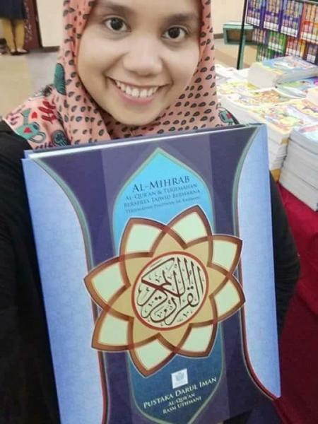 Al Quran Besar Size A3