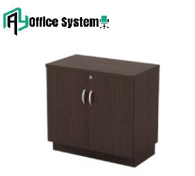 Modern Series Swinging Door Low Cabinet (80cm x 40cm x 91cm)