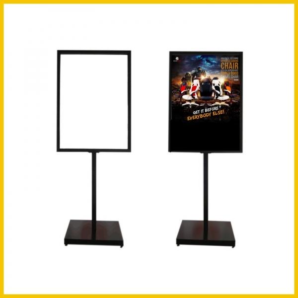 Metal Poster Display Single Stand