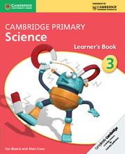 Cambridge Primary Science Learner\'s Book 3, ISBN 9781107611412