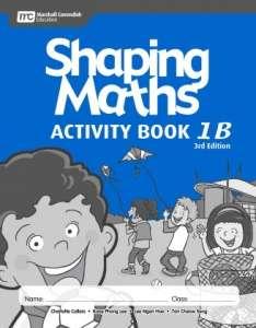 Shaping Maths Activity Book 1B (3rd Edition), ISBN 9789810117559