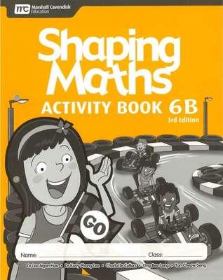Shaping Maths Activity Book 6B (3rd Edition), ISBN 9789814741903