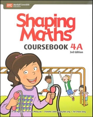 Shaping Maths Course Book 4B (3rd Edition), ISBN 9789813164307
