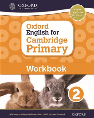 Oxford English for Cambridge Primary Workbook 2, ISBN 9780198366300