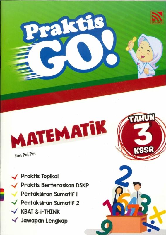 (PELANGI)PRAKTIS GO MATEMATIK TAHUN 3 KSSR 2020