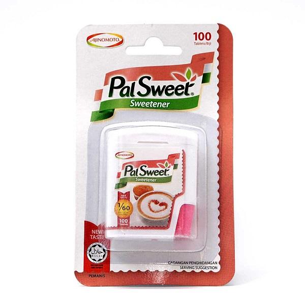 Pal Sweet Diabetic Sweetener Tablet 100\'s