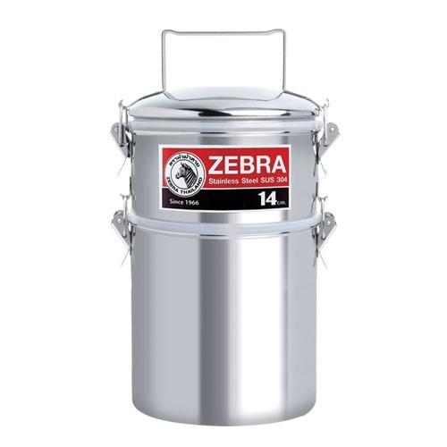 Zebra 14X2 \'\'Smart Lock Jumbo\'\' Food Carrier