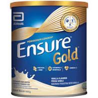 [FREE SHIPPING] Abbott Ensure Gold Vanilla 850g