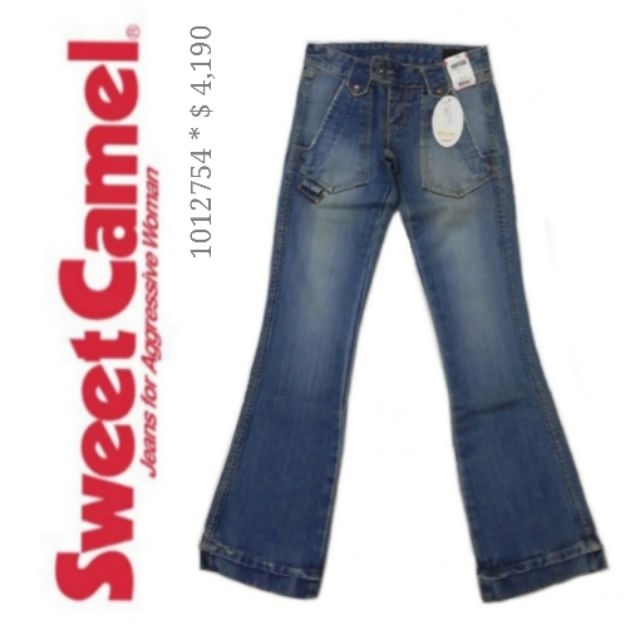 [SIZE 27] SWEET CAMEL HIP STAR SERIES JEANS ( 1012754 )