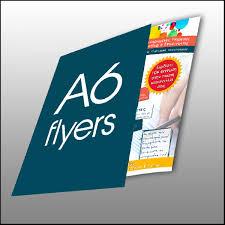 A6 FLYER / 1 SIDE / NORMAL PAPER