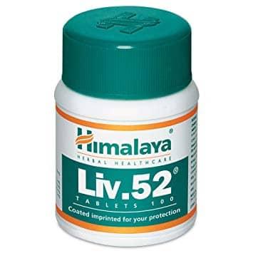 HIMALAYA LIV 52 Healthy Liver Care 100