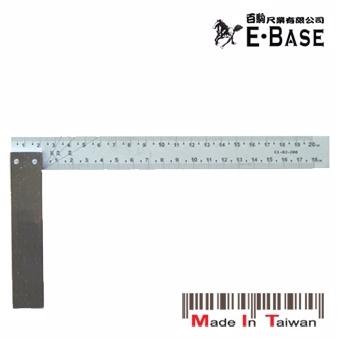 [TAITRA] E. BASE] iron angle with a graduated scale 20CM