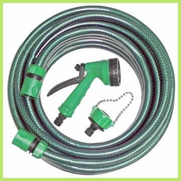 [TAITRA] 15M Bright Green Pipe Set (With 3 Joints.4 Shifts Water Jet)