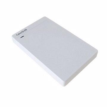 CyberSLIM V25U3 2.5 inch HDD Enclosure USB3.0 white