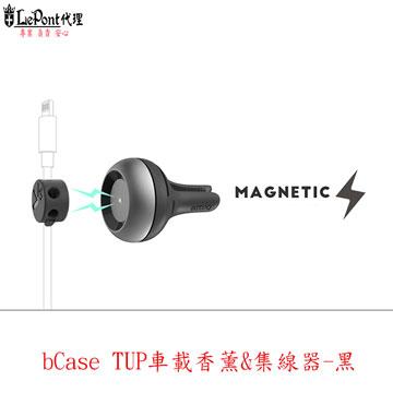 Yu bCase TUP the vehicle hub & Fragrances - Black (C-WF-BCASE-TUP01-BK)