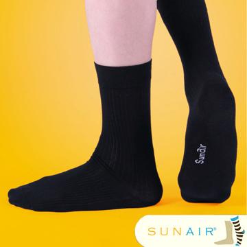 [TAITRA] sunair - Sterilized Anti-odor Socks - Modern Gentlemen\'s Socks (L25~29) /SA0701