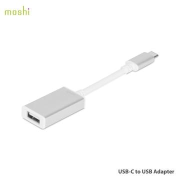 (Moshi)Moshi USB-C to USB adapter cable