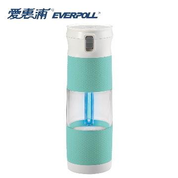 [Everpure Water UV technology EVERPOLL] net drink bottle portable UV-905 (Tiffany blue)