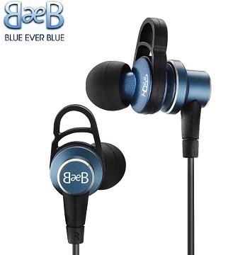 (Blue Ever Blue)USA Blue Ever Blue 900 BL ear headphones