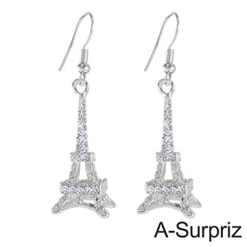 (A-Surpriz)A-Surpriz Sparkles Paris Diamond Earrings