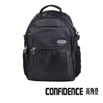 (Confidence)[Confidence Goofy Gordon] after 5972 Kukri machete retro backpack - mysterious black