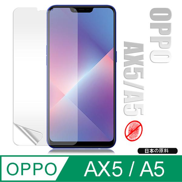 Monia OPPO AX5 / A5 anti-glare matte wear protection stickers