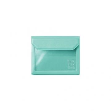[5356 FLATTY] KING JIM Mint multipurpose pouch (Card size)