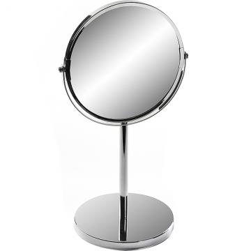 VERSA 鏡亮雙面高腳桌鏡(銀)