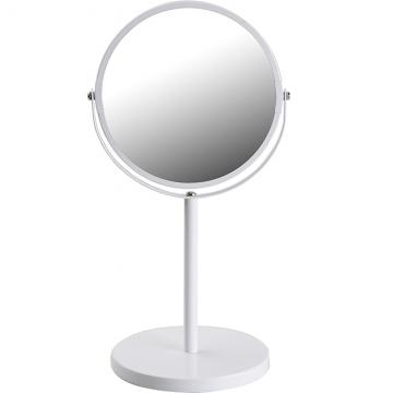 VERSA 簡約雙面高腳桌鏡(白)