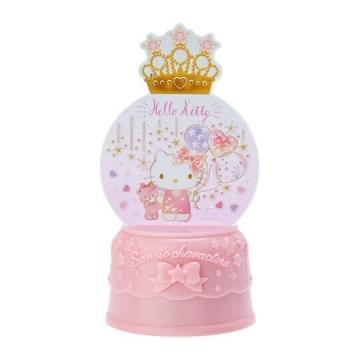 "Small hall Hello Kitty crystal ball shaped bright brooch ""pink"" pin. Christmas decoration lights. Christmas"