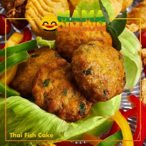 (D076) Thai Fish Cake (10pcs/pack)