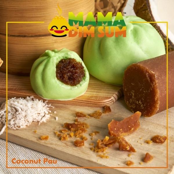 (P21) Mini Coconut Pau (12pcs/pack)