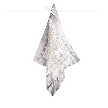 (美國Little Giraffe)[American Deluxe Series] Little Giraffe baby snow leopard luxury appease towel