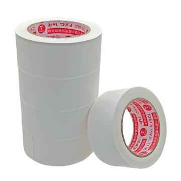 (益展-文具)White PVC tape cold air 30M (5 in)