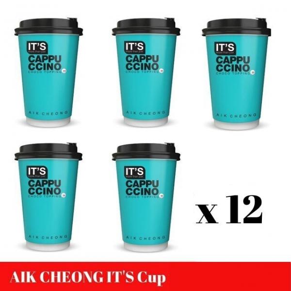 Aik Cheong It\'s Cup [12 CUPS/CARTON]
