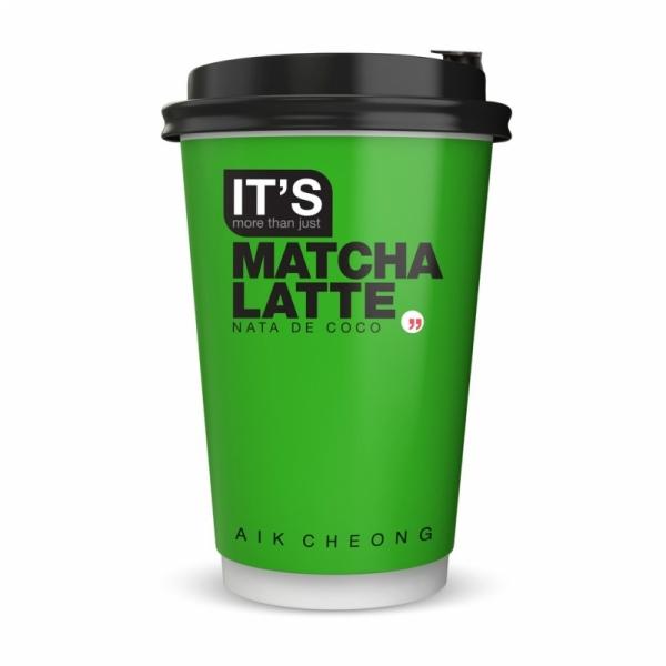 Aik Cheong It\'s Cup - Matcha Latte (72g)