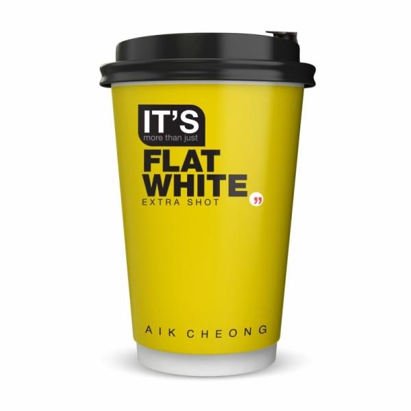 Aik Cheong It\'s Cup - Flat White (41g)