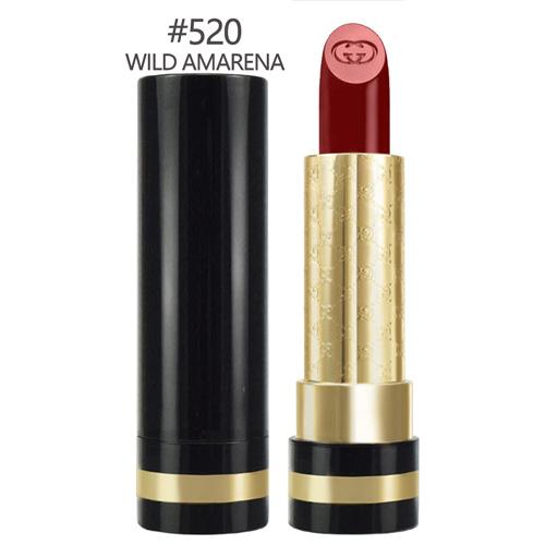 GUCCI Ultimate Color Moisturizing Lip Balm #520 WILD AMARENA 3.5g
