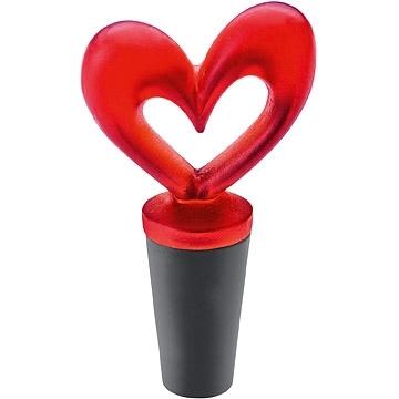 (KOZIOL)KOZIOL love rubber stopper (rosy)