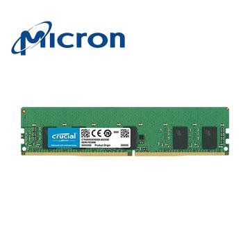 Micron Crucial Micron DDR4 2666 8GB ECC R-DIMM Server Memory (SRx8)