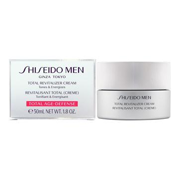 """""""SHISEIDO"""" Men\'s Ultimate Revitalizing Cream 50ml"""
