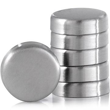 (BLOMUS)BLOMUS 2cm simple round magnet (6 in)