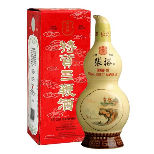 Changyu Brand Te Zhi Sanpien Jiu 750ML