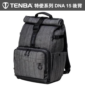 (Tenba)Tenba Messenger DNA 15 Backpack Graphite 638-385