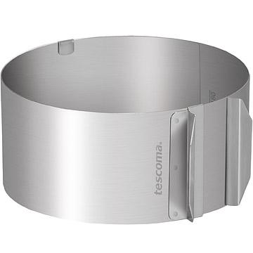(TESCOMA)TESCOMA adjustable mousse ring (round 16cm)