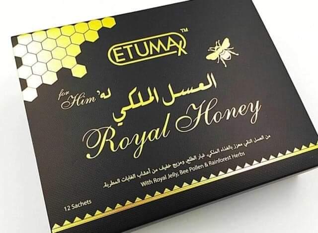 Etumax Royal honey VIP 100% ORIGINAL